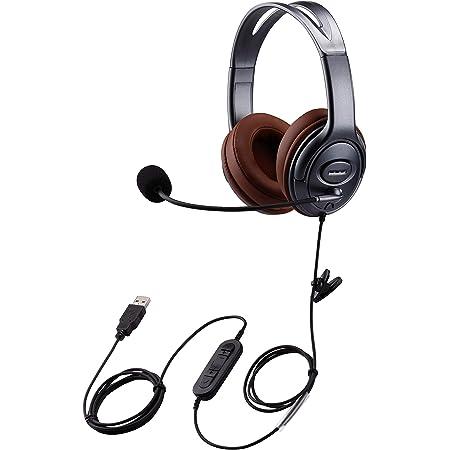 Usb Headset Afaneep Pc Headset Mit Mikrofon Usb Stereo Elektronik