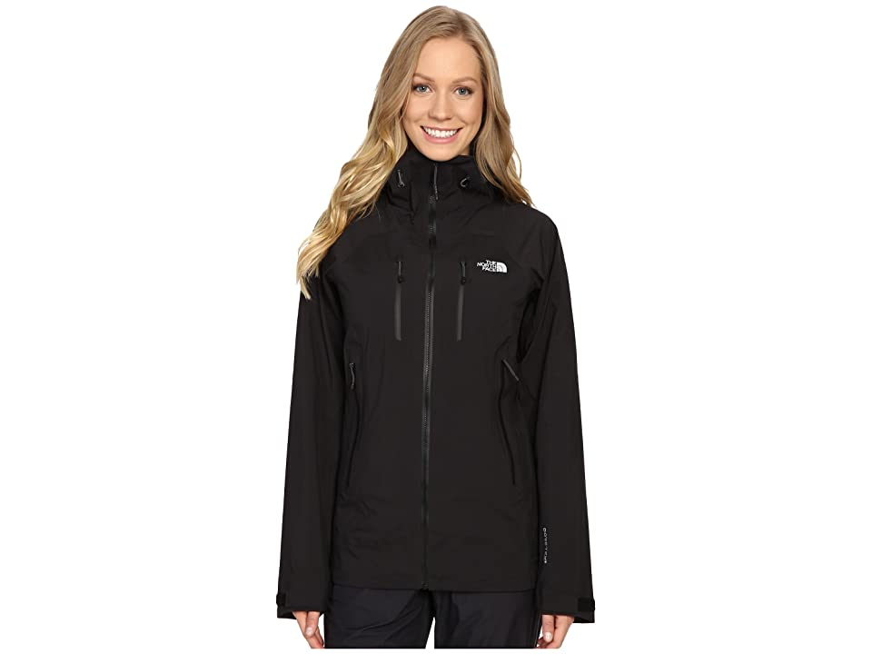 The North Face Dihedral Shell Jacket (TNF Black (Prior Season)) Women