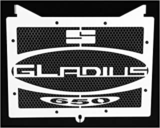 "cache Grille de radiateur 650 SV 2003/>2009 /""Vampire/"""