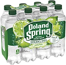 poland spring lime sparkling water