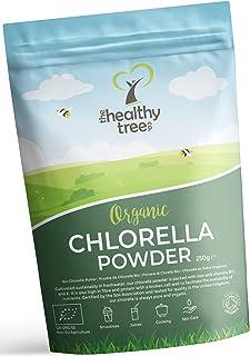 Chlorella en Polvo Orgánico
