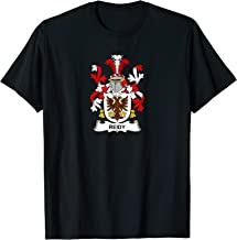 Reidy Coat of Arms - Family Crest T-Shirt