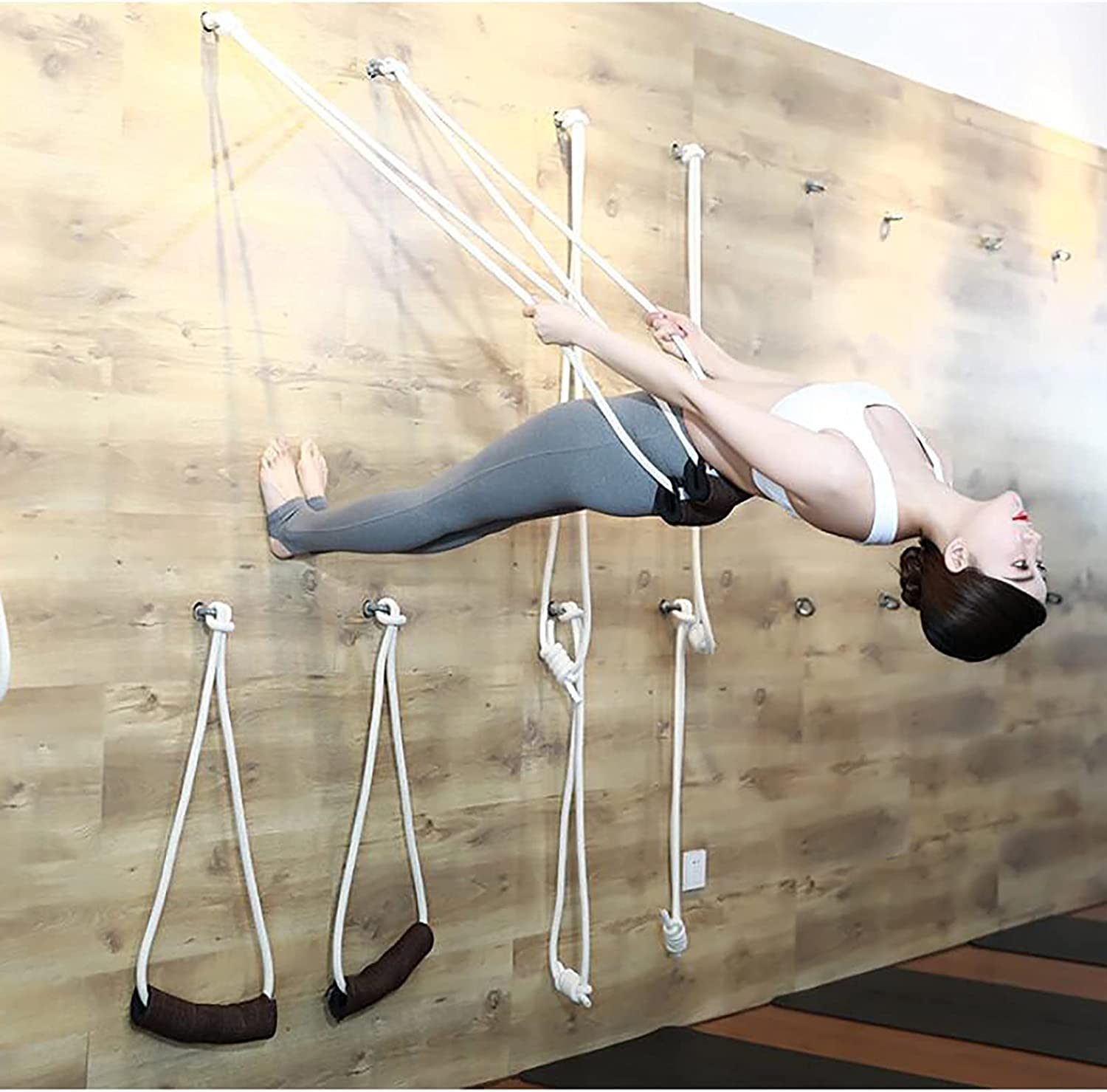 CSBH Yoga Antigravity Inversion Rope Selling and selling Wall Super-cheap Tool Accessorial