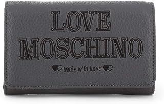 Love Moschino Accessori JC5646PP08KN0 Portafogli Donna Grigio UNI