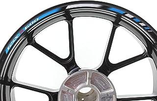 IMPRESSIATA Bandas Adhesivas SpecialGP Moto Suzuki GSX-R 600 Azul