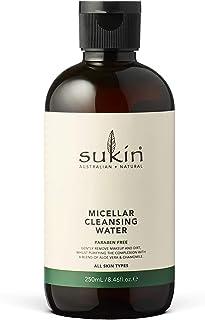 Sukin Micellar Cleansing Water, 250ml