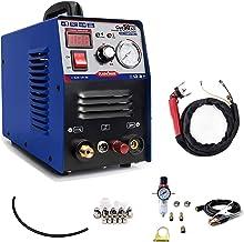 SUSEMSE Plasma Cutter Machine Non-Touch Pilot Arc Plasma Cutting Machine 220V Portable Welding Equipment 1/2'' Clean Cut C...