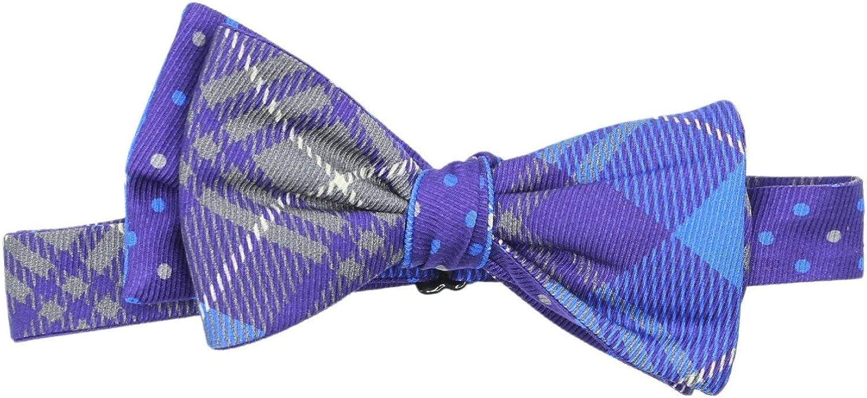 Edward Armah Men's Clark Silk Bow Tie