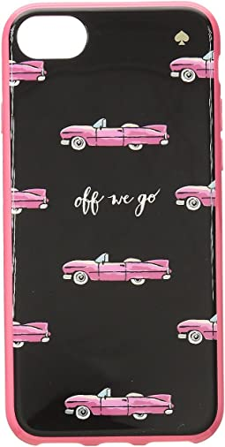 Kate Spade New York - Hot Rod Phone Case for iPhone® 7/iPhone® 8