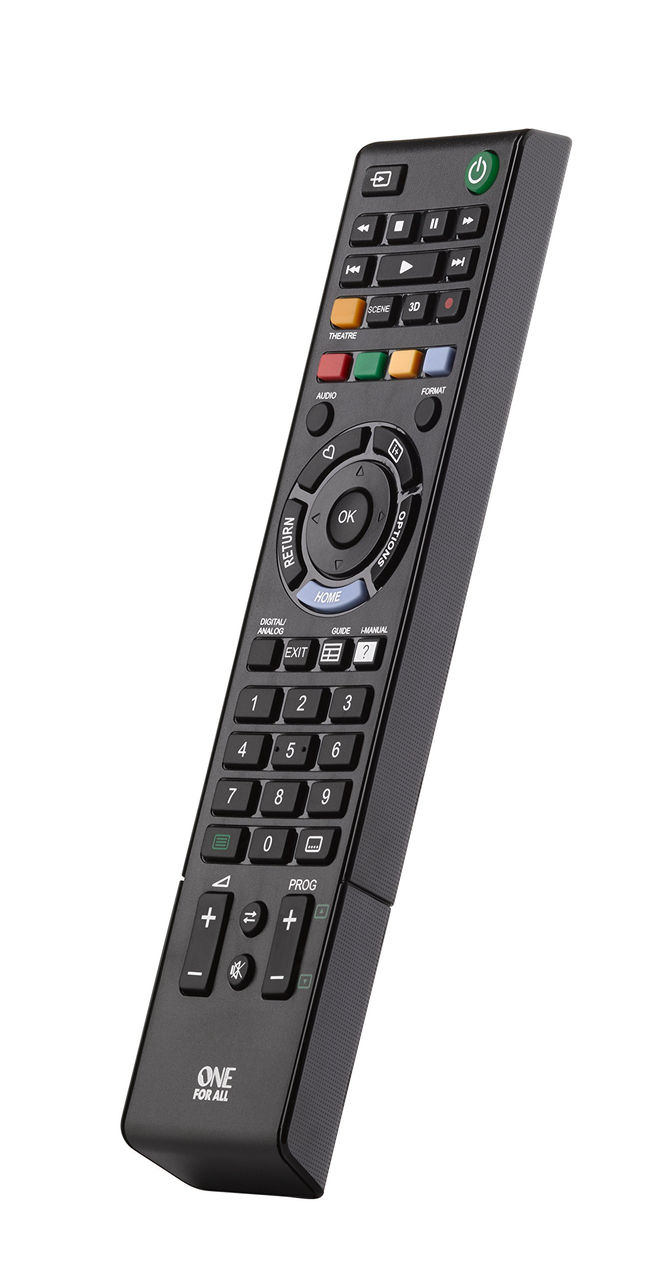 One For All URC1912 - Mando a Distancia de reemplazo para Televisores Sony – Control Remoto Universal para Todo Tipo de TVs de la Marca Sony: ONE FOR ALL: Amazon.es: Electrónica