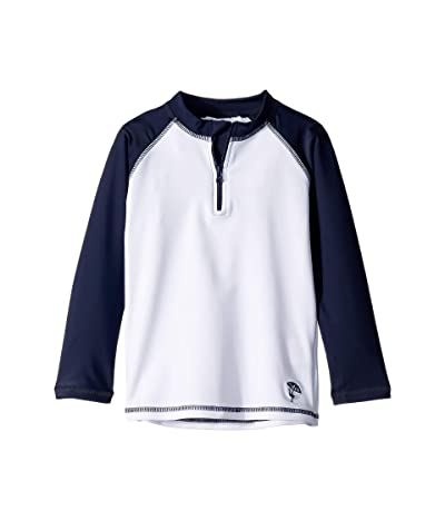 shade critters Rashguard (Infant/Toddler) (Navy/White) Boy