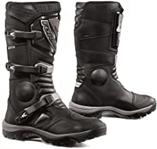 Forma Adventure Off-Road Motorcycle Boots (Black, Size 14 US/Size 48 Euro)