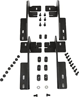 Lund 300066 54 Multi-Fit Running Board EZ Bracket Custom Fit Mounting Kit
