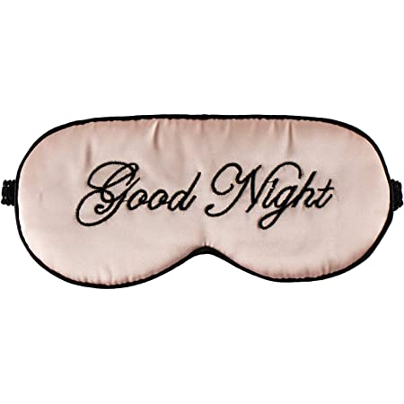 EYELASHES sleeping mask \u2022 Adjustable sleep mask \u2022 Bridesmaids gift \u2022 Glam sleep mask \u2022 Slumber party favor \u2022 Gift for her \u2022 PEACH and BLACK