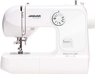 【Amazon.co.jp 限定】JAGUAR 電子ミシン MM-522H 初心者向け コンパクト 軽量 簡単操作 (ホワイト)