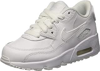 Nike Australia Boys Air Max 90 LTR (PS) Fashion Shoes