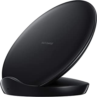 Samsung EP-N5100 Fast Wireless Charging Stand (For Note 8 & S9) (EP-N5100TBEGUS) Black - Renewed