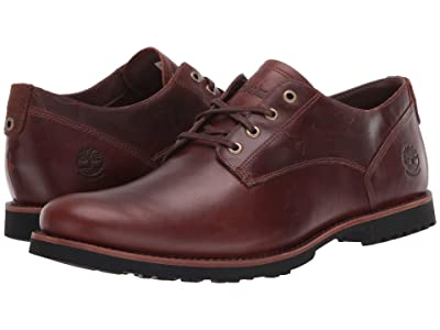 Timberland Kendrick Waterproof Oxford (Medium Brown Full-Grain) Men