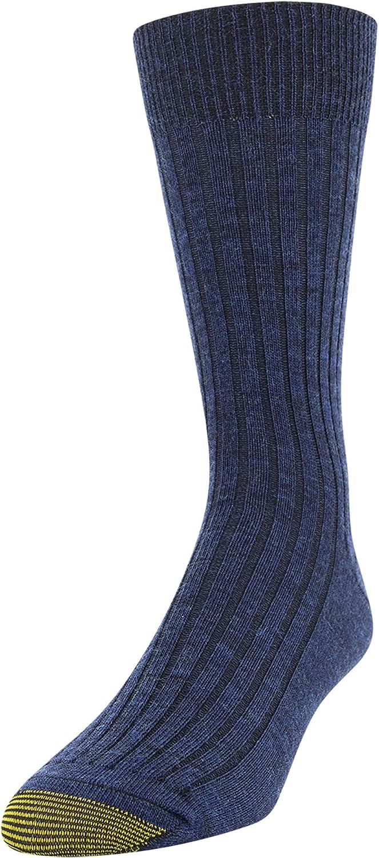 Gold Toe mens Windsor Wool Dress Sock