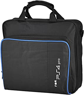 Custodia per il trasporto, portatile, con sistema di gioco, custodia da viaggio per PS4, PS4 Pro, PS4 Slim.