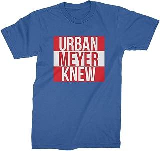 urban meyer knows shirt