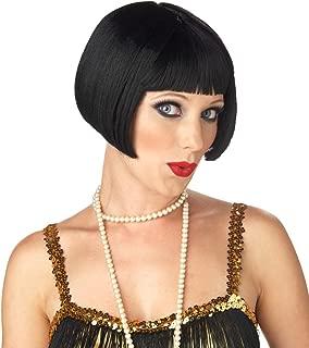 California Costumes Women's Flirty Flapper Wig
