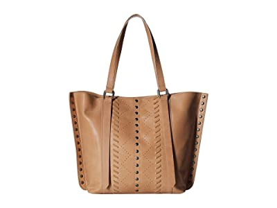 Lucky Brand Tivy Tote (Rugby Tan) Handbags