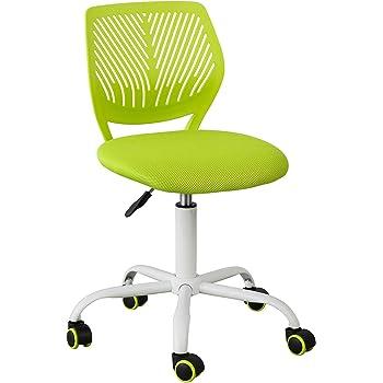 Ikea Jules Schreibtischstuhl für Kinder; in weiß