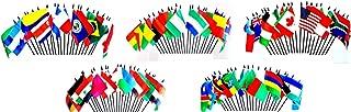 100 World Flag SET-100 Polyester 4
