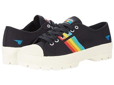 Gola Coaster Peak Rainbow (Black/Multi) Women