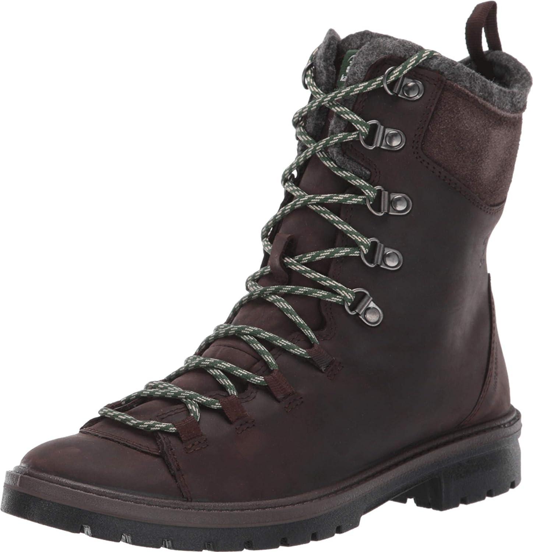 Kamik Women's Roguehiker Ankle Boots, Brown Dark Brown Dbr, 7 UK