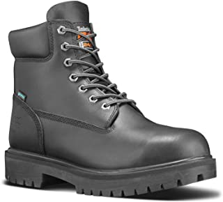 Direct Attach Men's, Soft Toe, Slip Resistant, Waterproof, 6-inch Boot