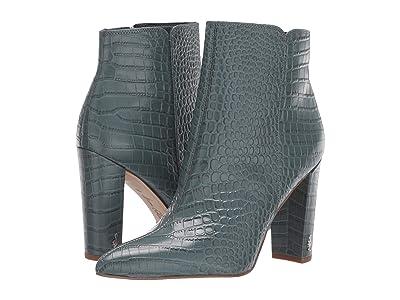 Sam Edelman Raelle 2 (Grey Iris Kenya Croco Leather) Women