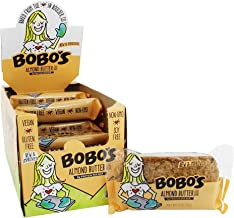 Bobo's Oat Bars Oat Bars - Almond - 3 OZ - 12 pk