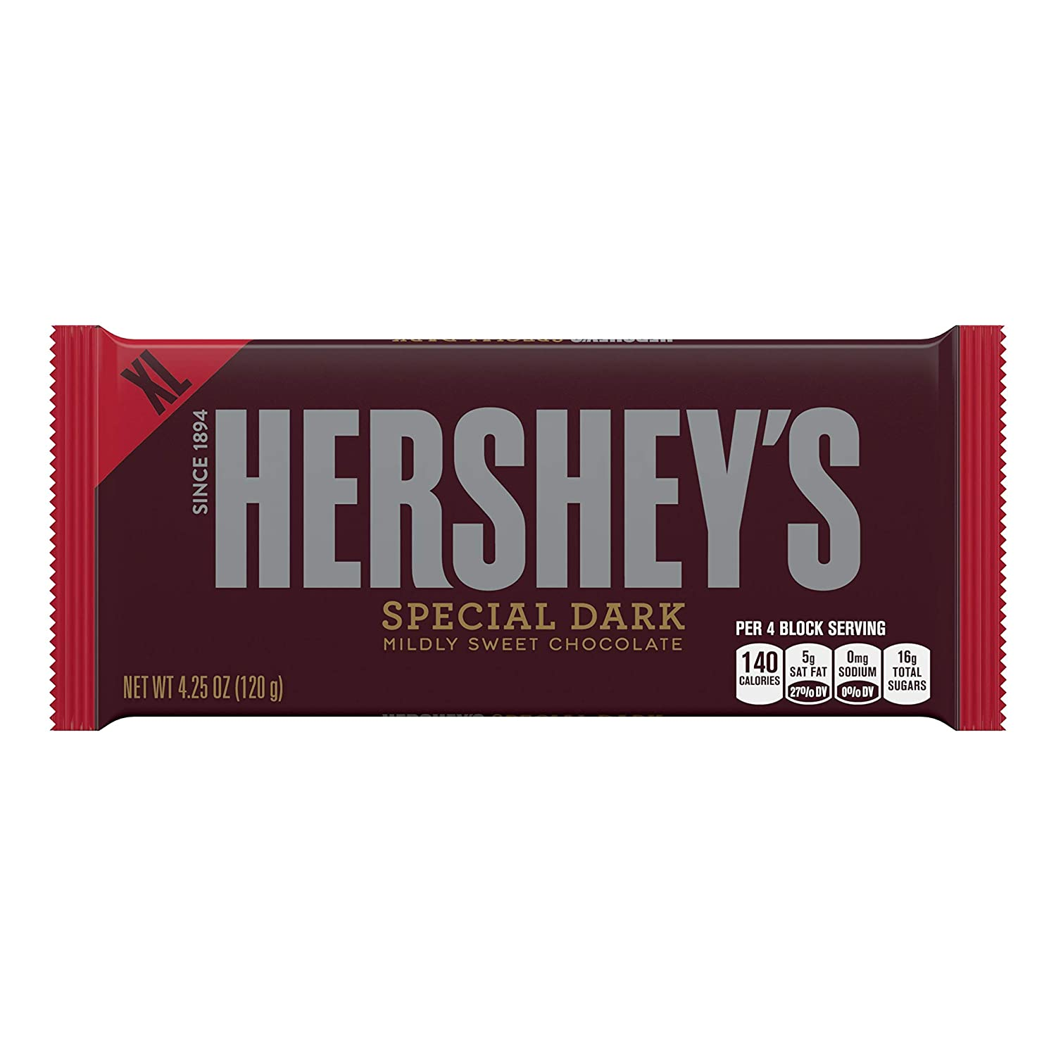 HERSHEY'S Special Dark New York Mall Mildly Sweet Candy Bombing free shipping Hallow Chocolate