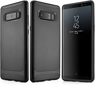 Samsung Galaxy Note 8 Case, Tough Armor Bumper Hybrid Protective Compatible Samsung Galaxy Note 8 Case, Ultra Thin & Shock-Absorption Flexible Soft TPU, tk13