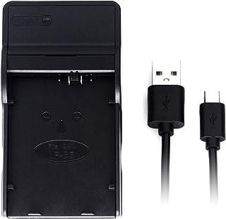 LP-E5 USB Cargador para Canon EOS 1000D EOS 450D EOS 500D EOS Kiss F EOS Kiss X2 EOS Kiss X3 EOS Rebel T1i EOS Rebel XS EOS Rebel Xsi batería de la cámara