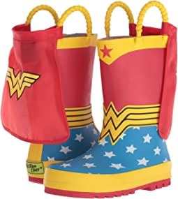 Wonder Woman Rain Boot (Toddler/Little Kid/Big Kid)