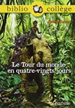Le tour du monde en 80 jours (Bibliocollège)