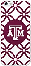 (Texas A&M University, Elm Branded Cell Phone Case for iPhone 6/6s - White) - OTM Essentials Texas A & M University, Elm Branded Cell Phone Case for iPhone 6/6s - White