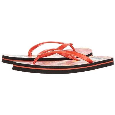 M Missoni Zigzag Flip-Flop (Pink) Women