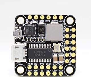 HGLRC Forward F4 Mini FC 20X20 Brushless Flight Controller 2S- 6S Built-in Betaflight OSD to Adjust PID for FPV Racing Drone Hobby RC Quadcopters Multirotors