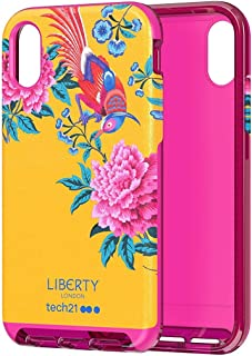 tech21 Evo Luxe Liberty Elysian Paradise Phone Case Cover for Apple iPhone XR