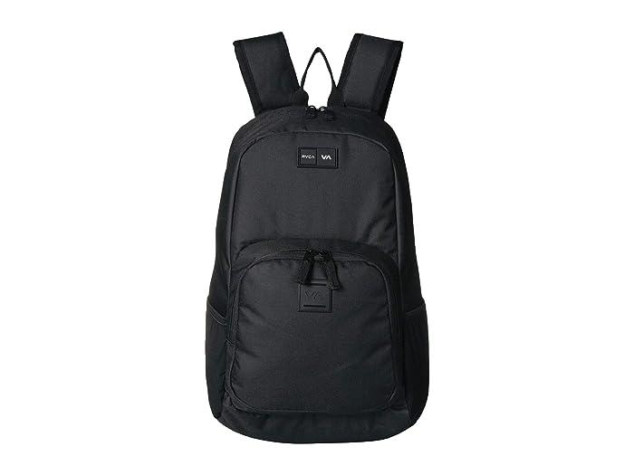 RVCA Estate Backpack II (Black) Backpack Bags