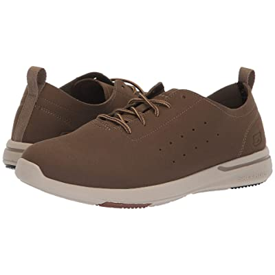 SKECHERS Relaxed Fit(r) Elent Yoder (Taupe) Men