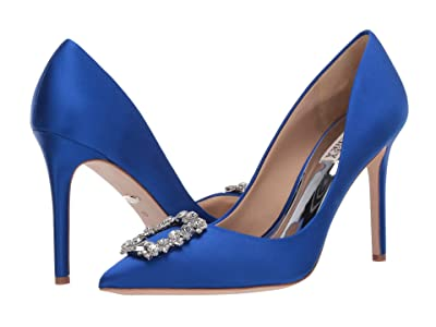 Badgley Mischka Cher (Electric Blue) Women