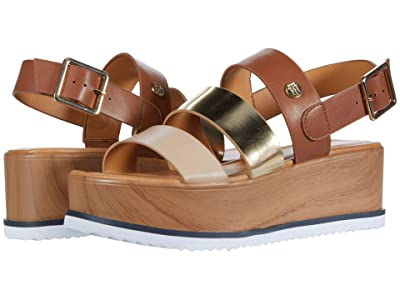 Tommy Hilfiger Eanda (Medium Brown) Women