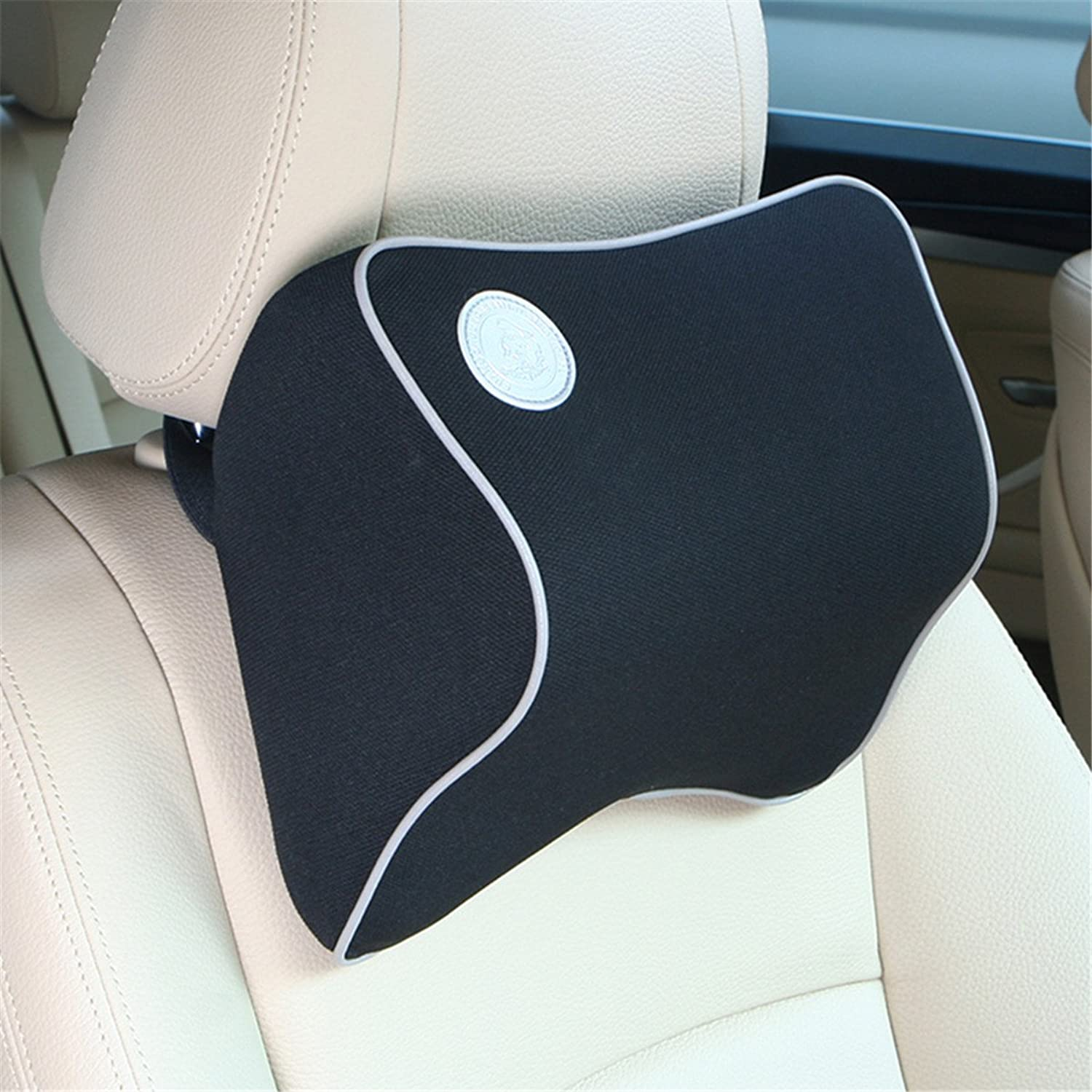 DMMSS Head Space Within A Memory Foam Pillow Neck Guard Auto Accessories Jewelry