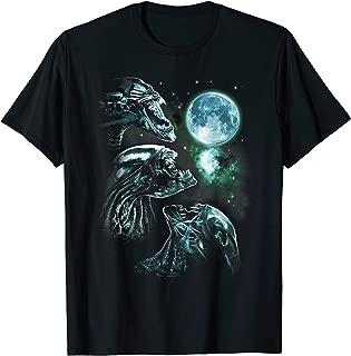 Aliens Movie Alien Howl T Shirt T-Shirt