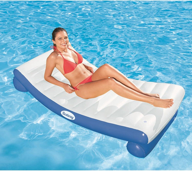 Einzelnes aufblasbares sich hin- und herbewegendes Entwässerungs-Sofa-Recliner-ein Sonnenbad nehmende Strand-Bett-Schwimmring-aufblasbare sich hin- und herbewegende ReiheB07BKQDH2KSpielen Sie Leidenschaft, spielen Sie die Ernte, spielen Sie die Welt